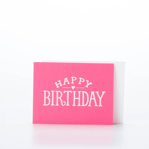 Sugar Paper SUGGCBI0005 - Bright Birthday (neon)