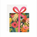 Rifle Paper Co. Birthday Present Die Cut Card