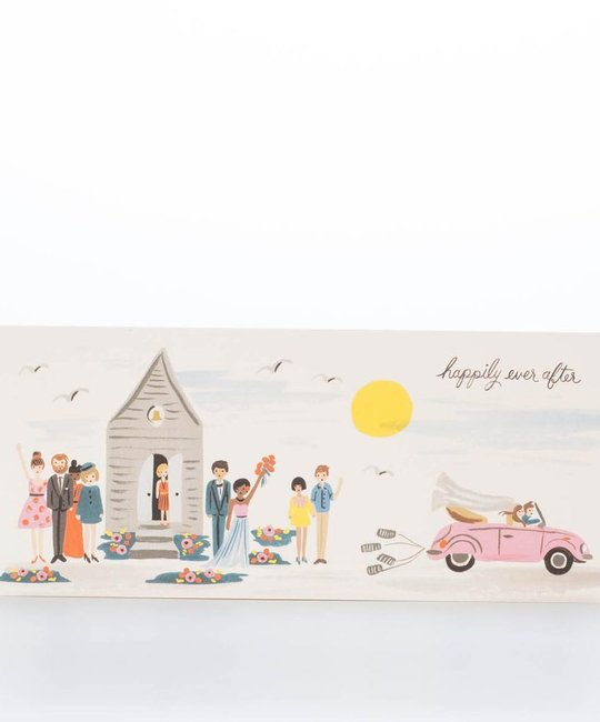 Rifle Paper Co - RP Wedding Send Off No. 10 Card