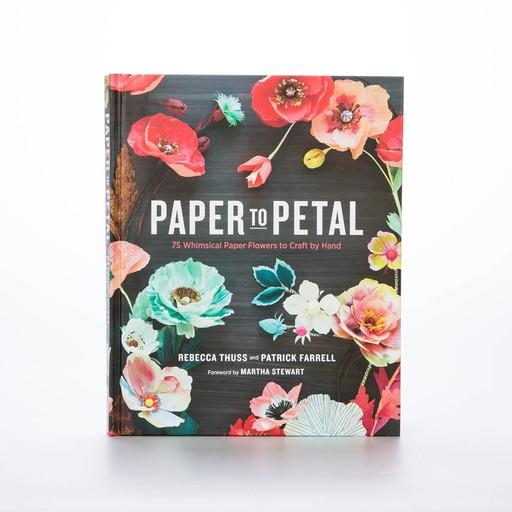 random house RAH DIY - paper to petal