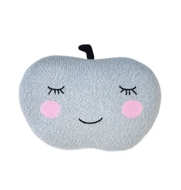 Blabla BLA HG - Grey Apple Knit Pillow