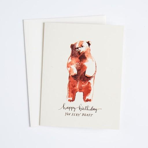 Antiquaria ANGCBI0007 - Sexy Beast Birthday