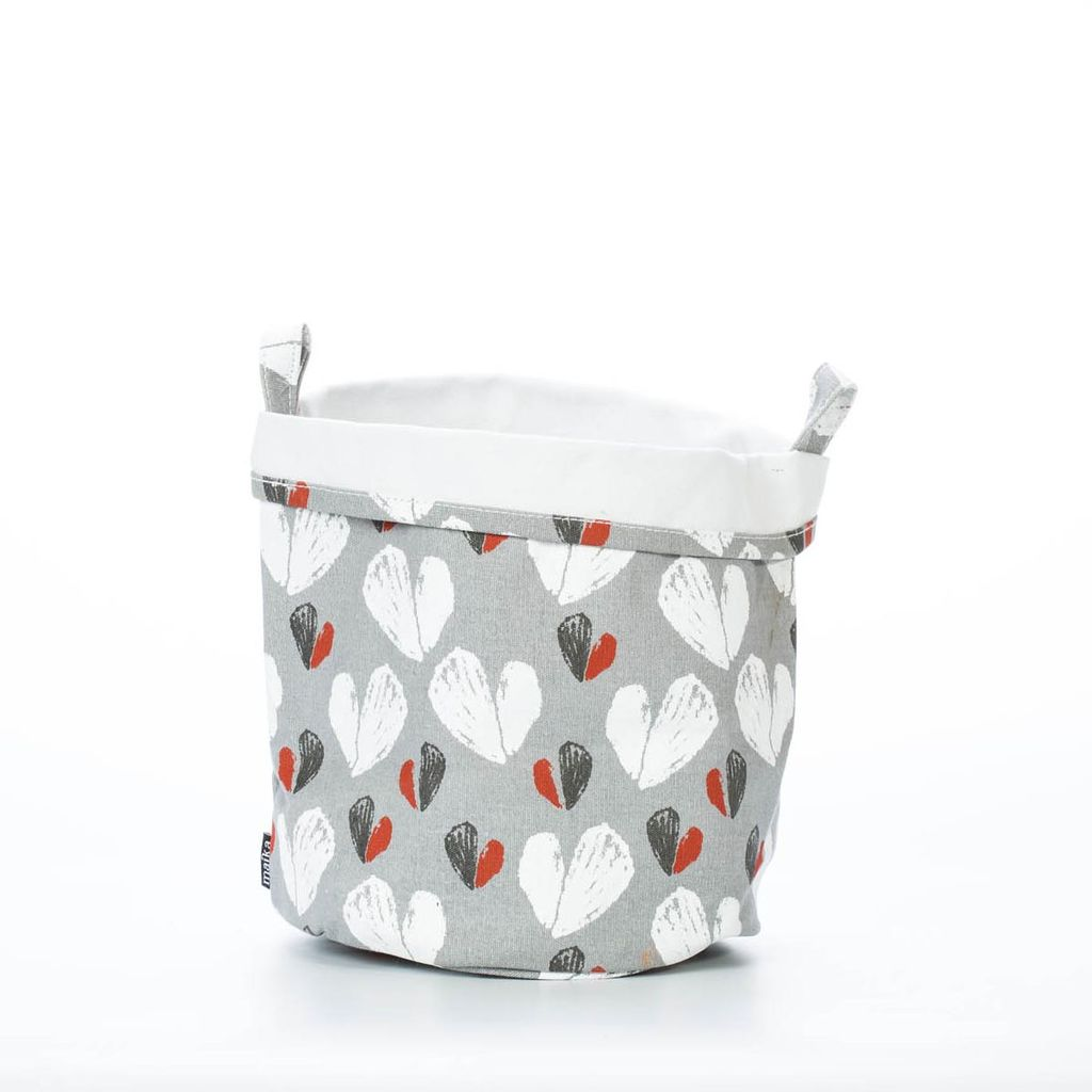 Maika Large Petalia Canvas Bucket