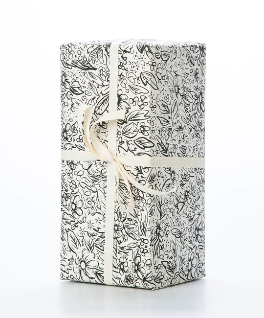 Brainstorm Print and Design Floral Wrap Sheet