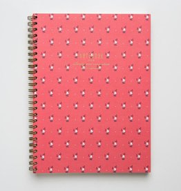 Snow and Graham SG NB - Bitty Spiral Lined Notebook