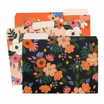 Rifle Paper Co - RP Lively Floral File Folders