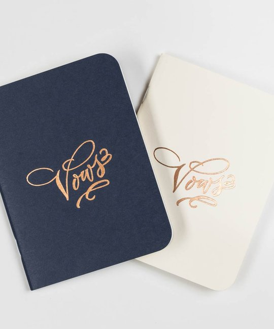 Antiquaria - AN Vows Notebook Duo