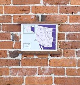 Brainstorm Print and Design American Atlas West Print