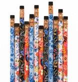 Rifle Paper Co. Floral Pencil Set