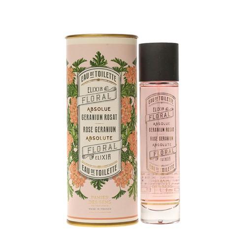 Panier des Sens Rose Geranium Perfume