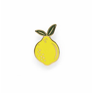 Rifle Paper Co. Lemon Enamel Pin