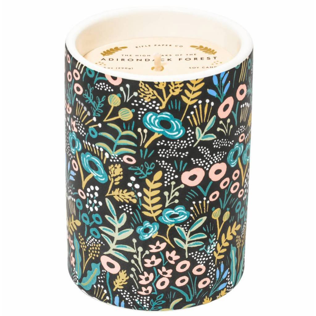 Rifle Paper Co. Rifle Paper Co. The High Peaks of the Adirondack Forest Candle