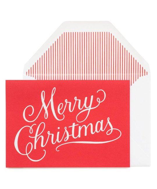 Sugar Paper - SUG Merry Christmas Set of 6
