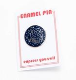 The Found Nasty Woman Enamel Pin