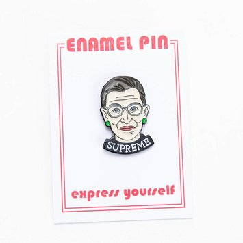 The Found Ruth Supreme Pin
