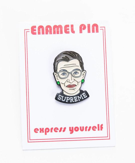 The Found - TF Ruth Supreme Pin