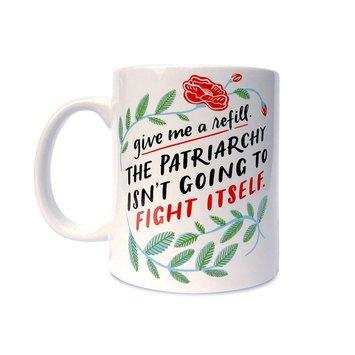 Em + Friends - EMM Patriarchy Refill Mug