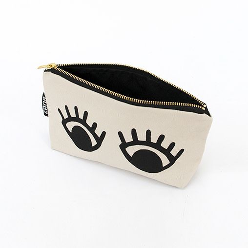 Zana Eye Makeup Pouch