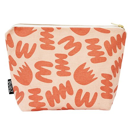 Zana Pink Bunch Toiletry Travel Pouch