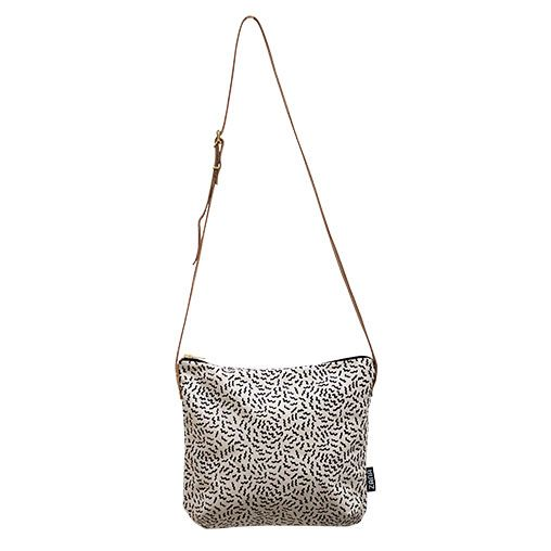 Zana Buzzed Crossbody Bag