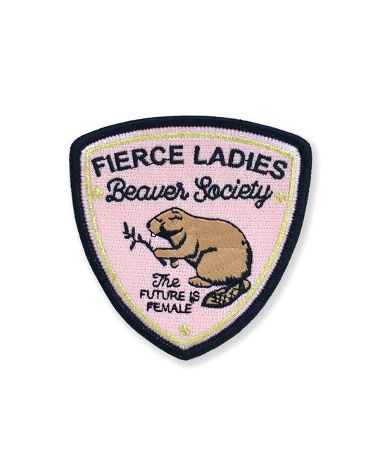 Antiquaria Beaver Society Patch