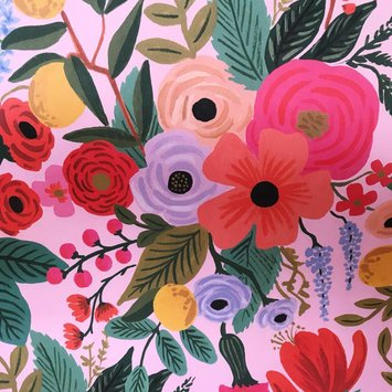 "Rifle Paper Co. Garden Party Wrap Roll (Three 19.5"" x 27"" sheets)"