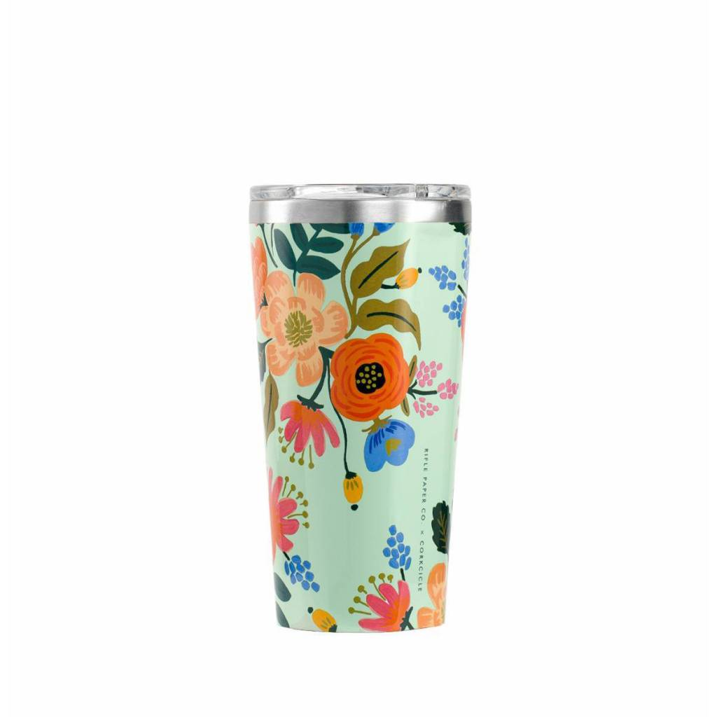 Corkcicle Rifle Paper Co. x Corkcicle Lively Floral Tumbler