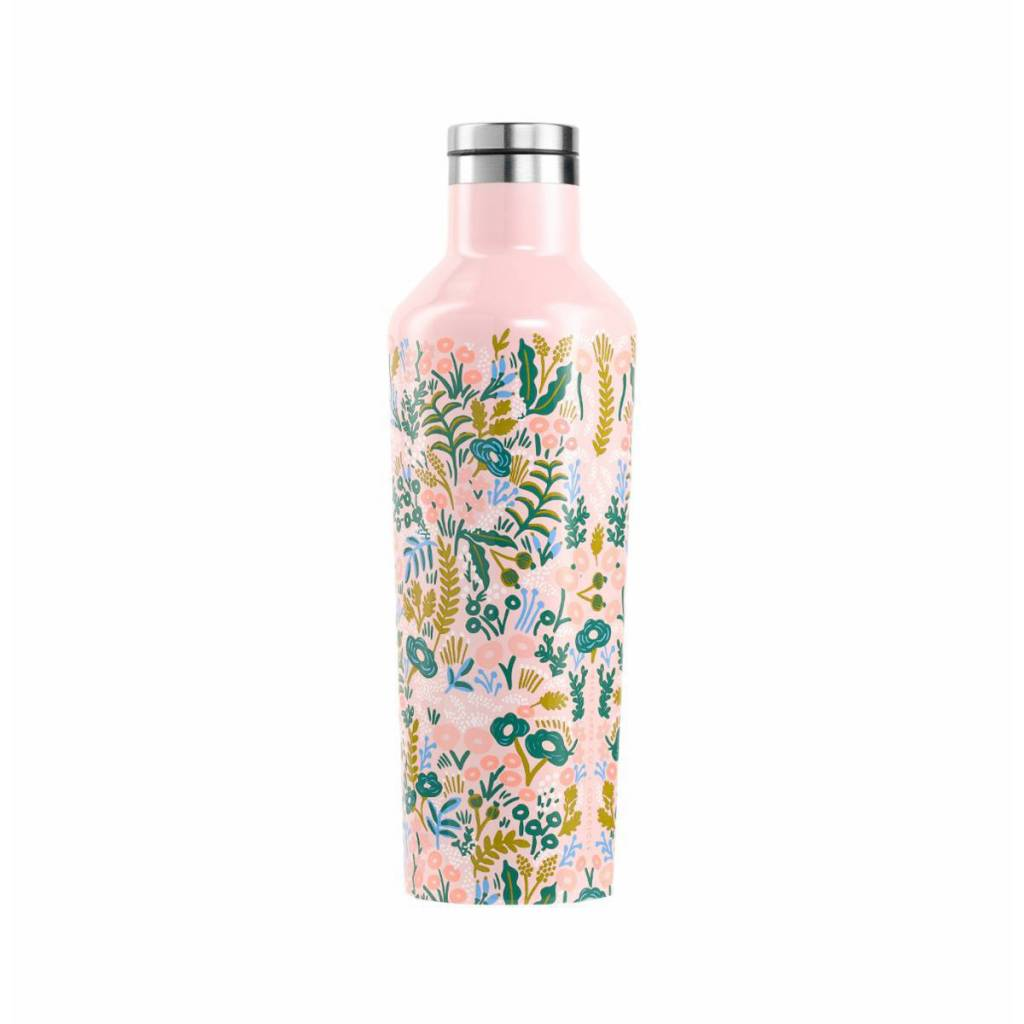 Corkcicle Rifle Paper Co. x Corkcicle Tapestry Canteen