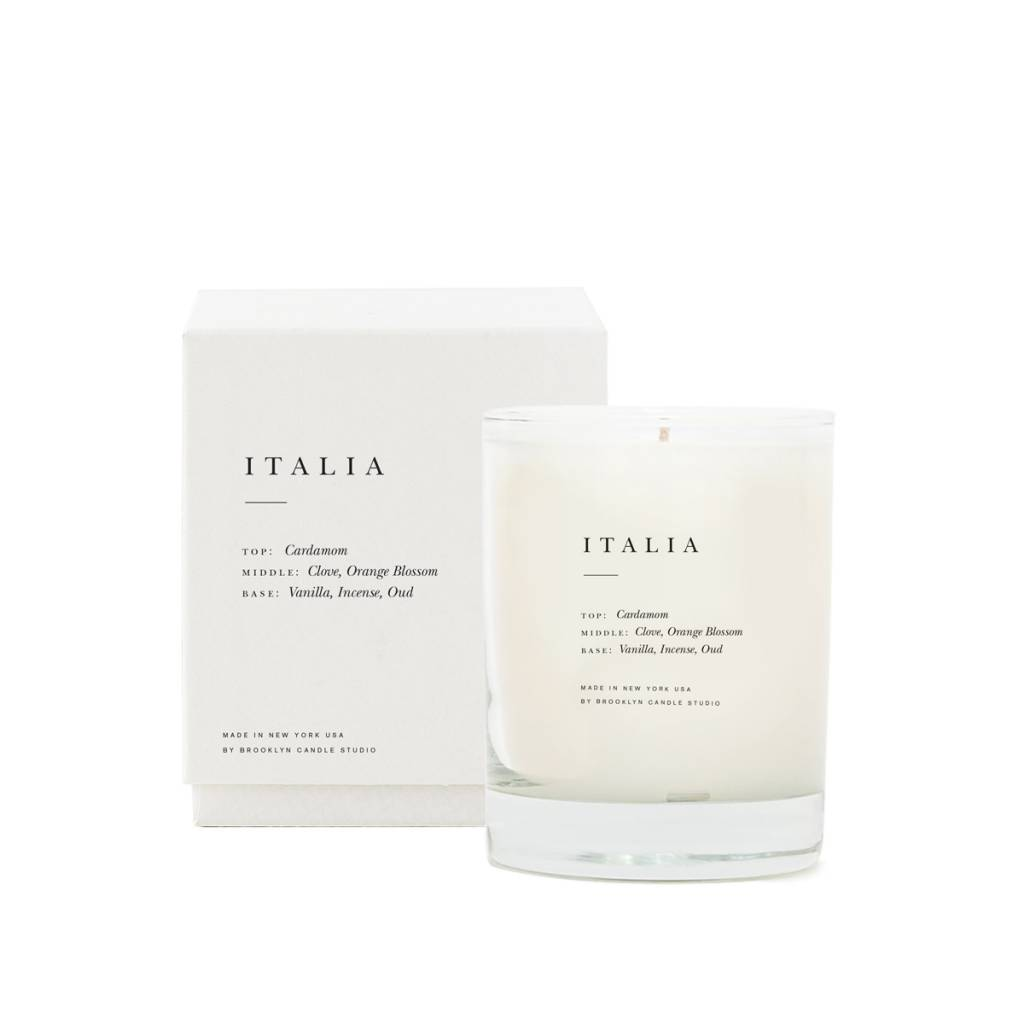Brooklyn Candle Studio - BCS Italia Escapist Collection Candle