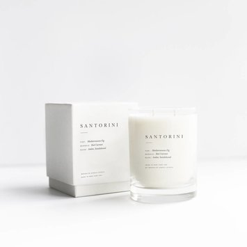 Brooklyn Candle Studio Santorini Escapist Collection Candle