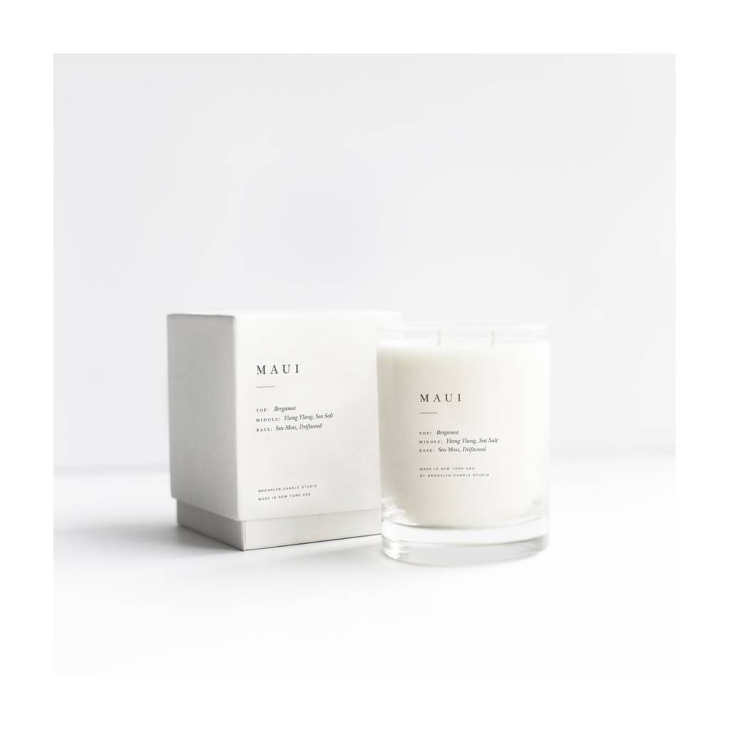 Brooklyn Candle Studio - BCS Maui Escapist Collection Candle