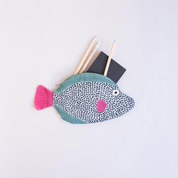 Don Fisher DFBAME - Triggerfish Zip Pouch