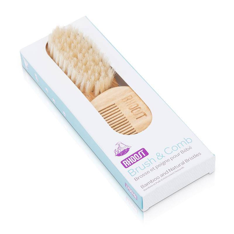 Rhoost Rhoost Brush + Comb Set