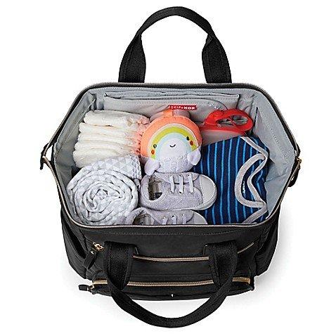 Skip Hop Skip Hop Mainframe Wide Open Diaper Backpack