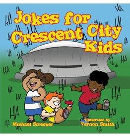 Books Jokes for Crescent City Kids