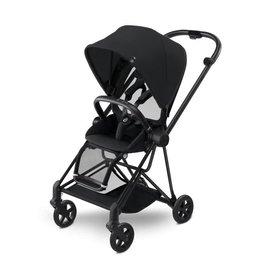 CYBEX CYBEX Mios Stroller - Matte Black Frame (Free Carseat with Purchase)
