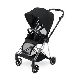 CYBEX CYBEX Mios Stroller - Chrome Frame (Free Carseat with Purchase)