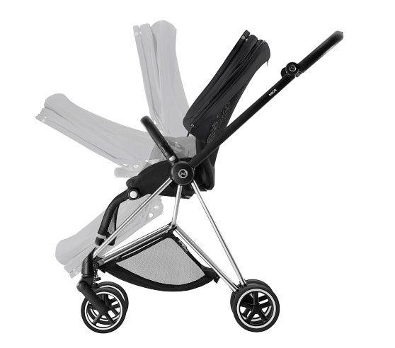 CYBEX CYBEX Mios Stroller - Matte Black Frame
