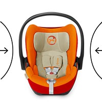 CYBEX CYBEX Cloud Q Plus Infant Car Seat
