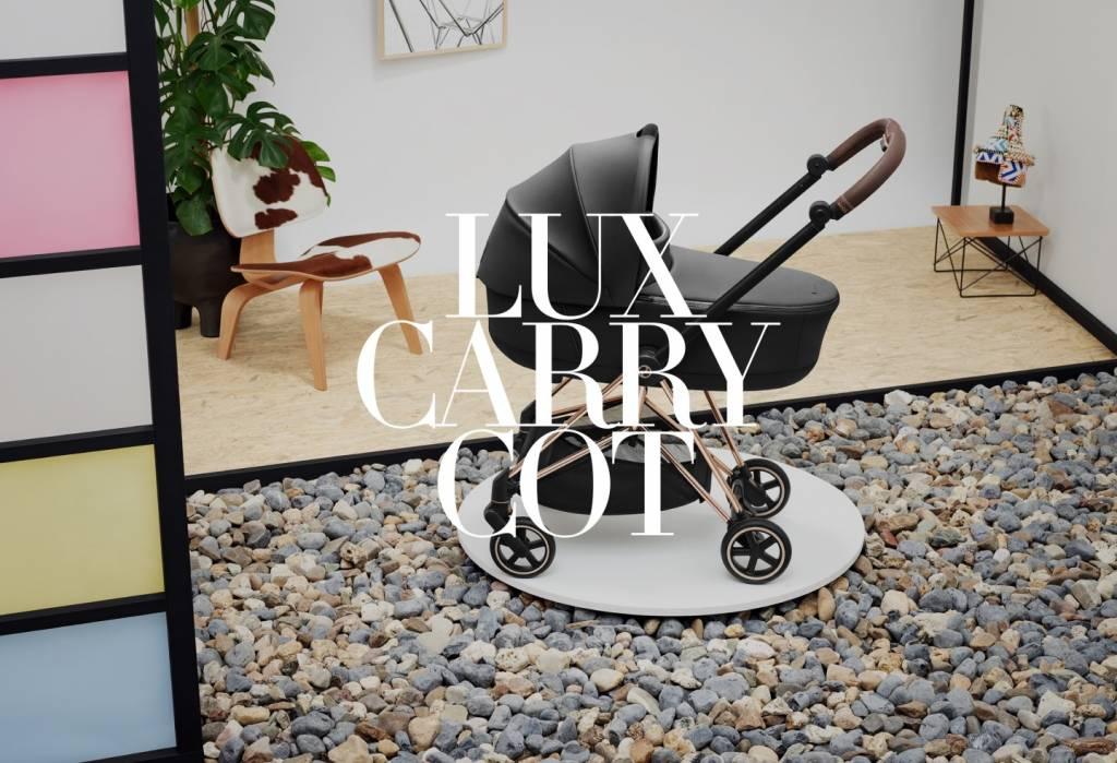 CYBEX CYBEX Mios Carry Cot  - Stardust Black