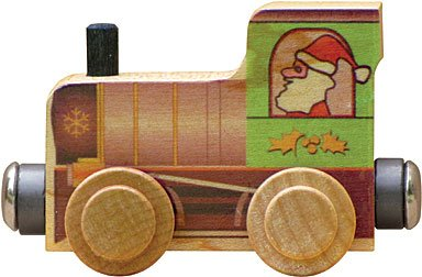 Maple Landmark Maple Landmark Name Train Santa Engine