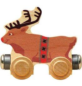 Maple Landmark Maple Landmark Name Train Rudy Reindeer