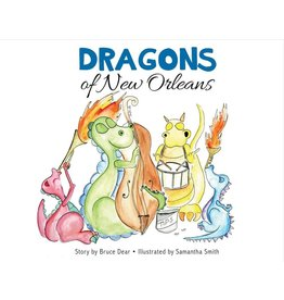 Books Dragons of New Orleans Book