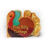 Books Five Silly Turkeys