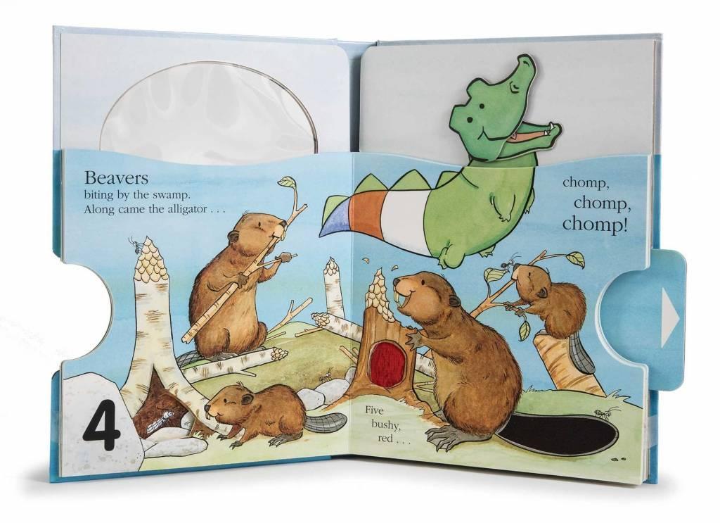 Books Chomp Goes the Alligator