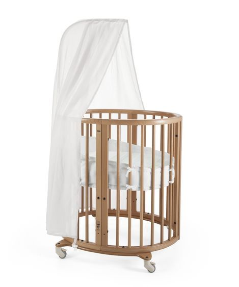 Stokke Stokke Sleepi Mini Bundle - with Sleepi Mini Mattress and Drape Rod