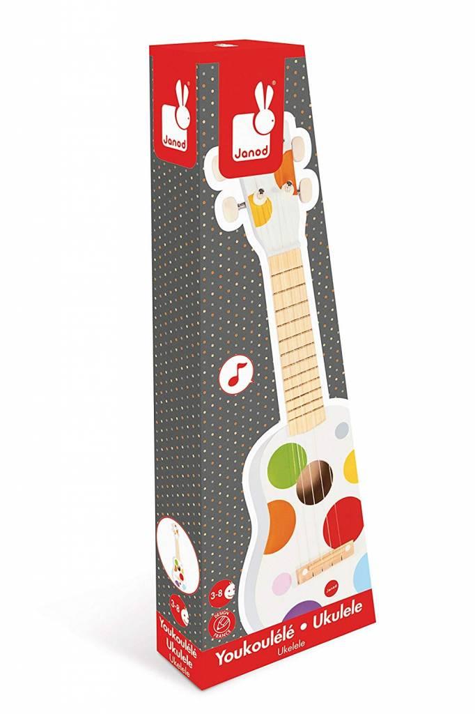 Janod Toys Janod Confetti Ukelele