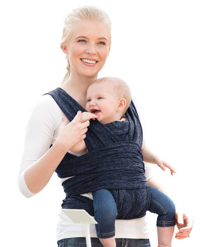 Boppy Boppy ComfyFit Baby Carrier