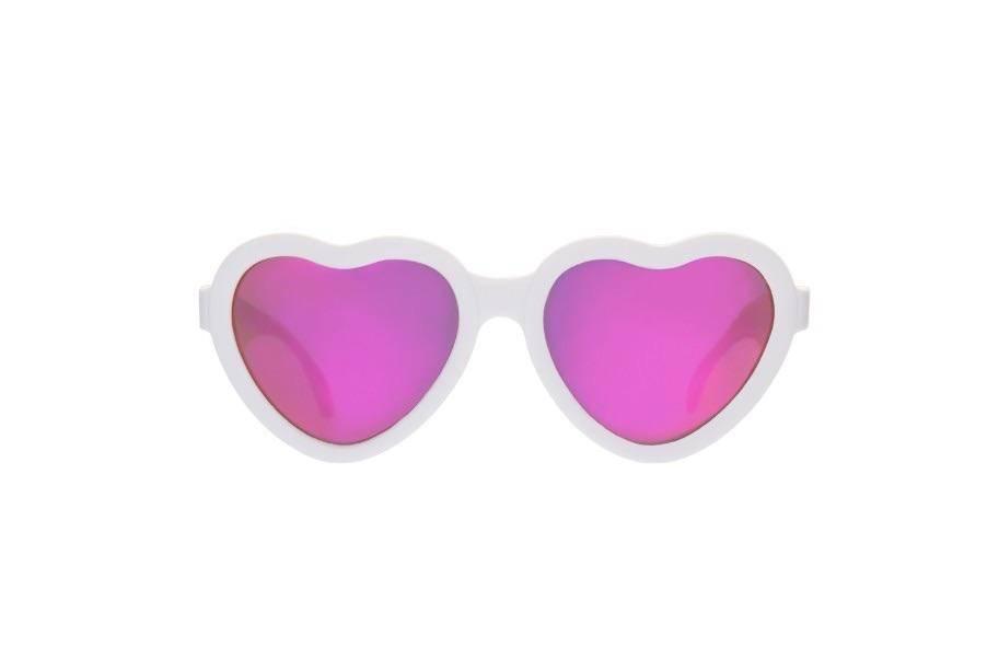 Babiators Babiators Polarized - The Sweetheart Pink Mirror Lens