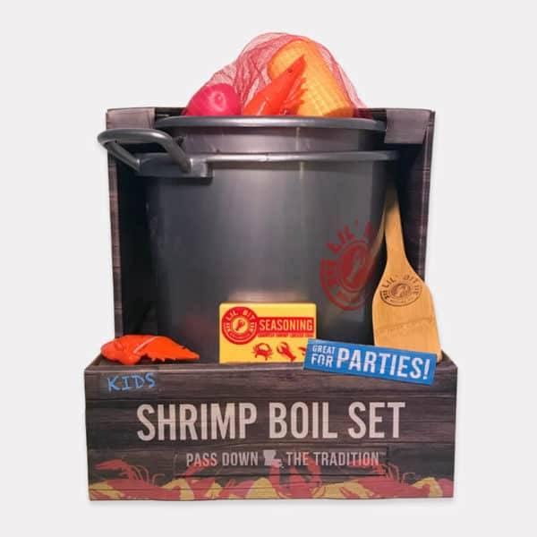 Lil' Bit Lil' Bit Shrimp Boil Set